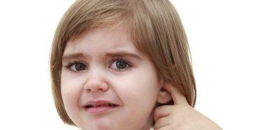 Mamá…¡Me duele el Oído!