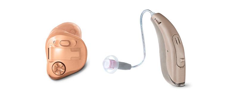 Audífonos ITE