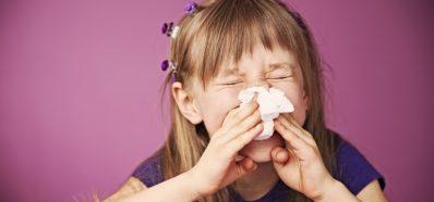 El Constipado en los Niños puede ser Causa de Otitis