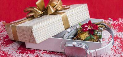 Regalos de Navidad ¡Atención a los Reproductores de Sonido!