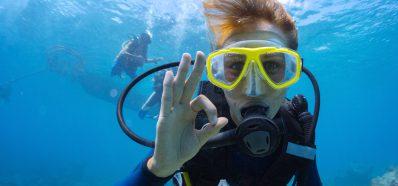 Oídos: Protégelos al practicar submarinismo