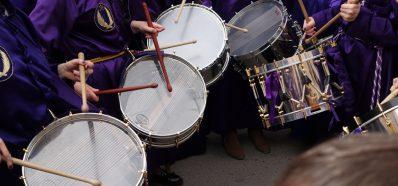 Tambores y Semana Santa