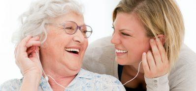 Audífonos contra la Soledad y la Depresión